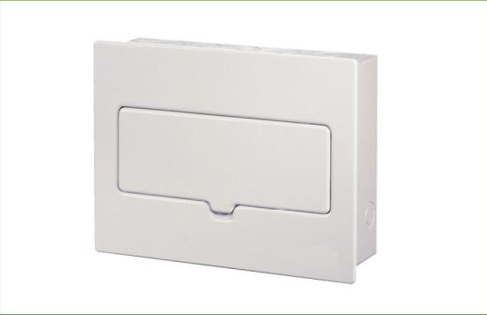 Standard Size of Distribution Board Smart Breaker Transparent Control Panel Box