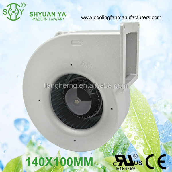 Centrifugal Exhaust Fan 100w Air Suction Blower