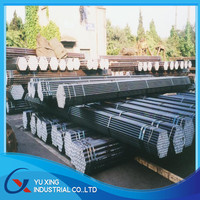 API 5L GR.B din2448 st52 large diameter seamless steel pipe