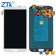 wholesale price lcd touch screen for samsung note 2 with 12 months warranty