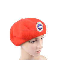 Women's Warm Wool Winter Hats Beret Wool Winter Hats Beret Ski Cap