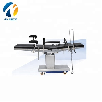 AC-OT006 Medical Surgical Room Equipments Universal electric Power Operating Table prices