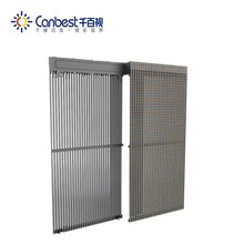 CANBEST CM16 High brightness Outdoor led curtain wall display
