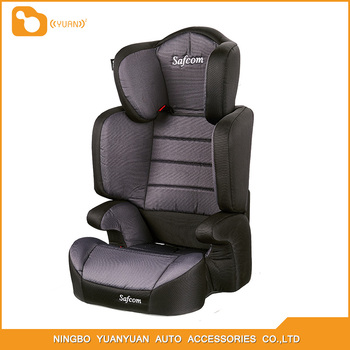 YY01 ECE R44/04 High-back booster baby car seat for Group 2+3 (15-36kg )