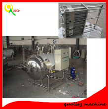 steam or water used double or single pot sterilizing retort canned food machine