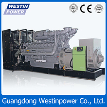super low noise and cheap 1 mw 2 mw 3 mw diesel generator for sale