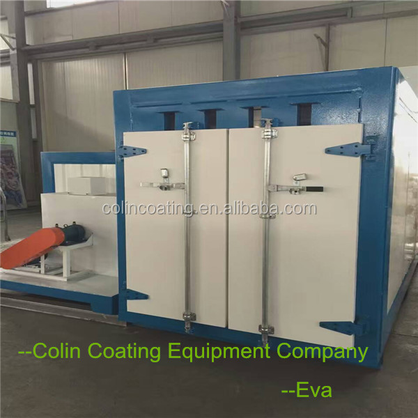 Powder Coating Batch Oven /Powder Coating Batch Oven Gas Fired