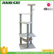 2016 New China Supplier cats furniture of indoor cat tree condos