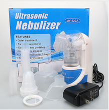 Quiet Home Inhaler for children Asthma Inhaler mini nebulizador automizer children care inhale nebulizer Ultrasonic Nebulizer