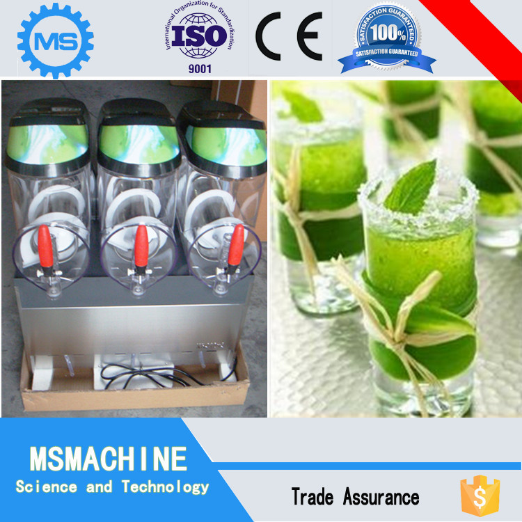 China Factory Made commercial slush machine