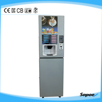 2014 Sapoe Better Necta Coffee Vending Machines 8904