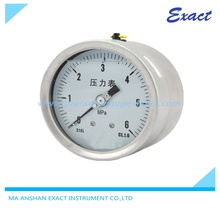 High Quality Screw In Type Manometer For Pressure Measurement