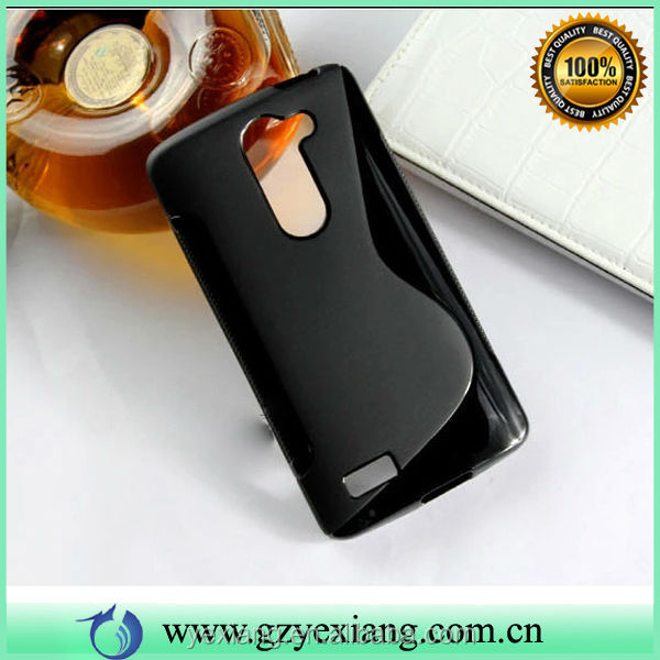For LG L Bello TPU Case Cover, Color Budding Cover Case For LG L Bello