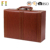 Hot Sale leather wine packing wine box leather for wine