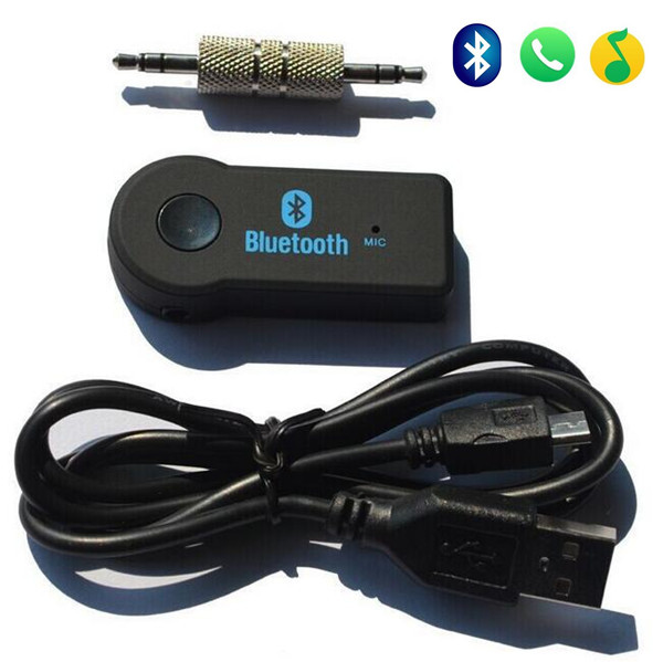 Audio receiver handfree Bluetooth to aux adapter