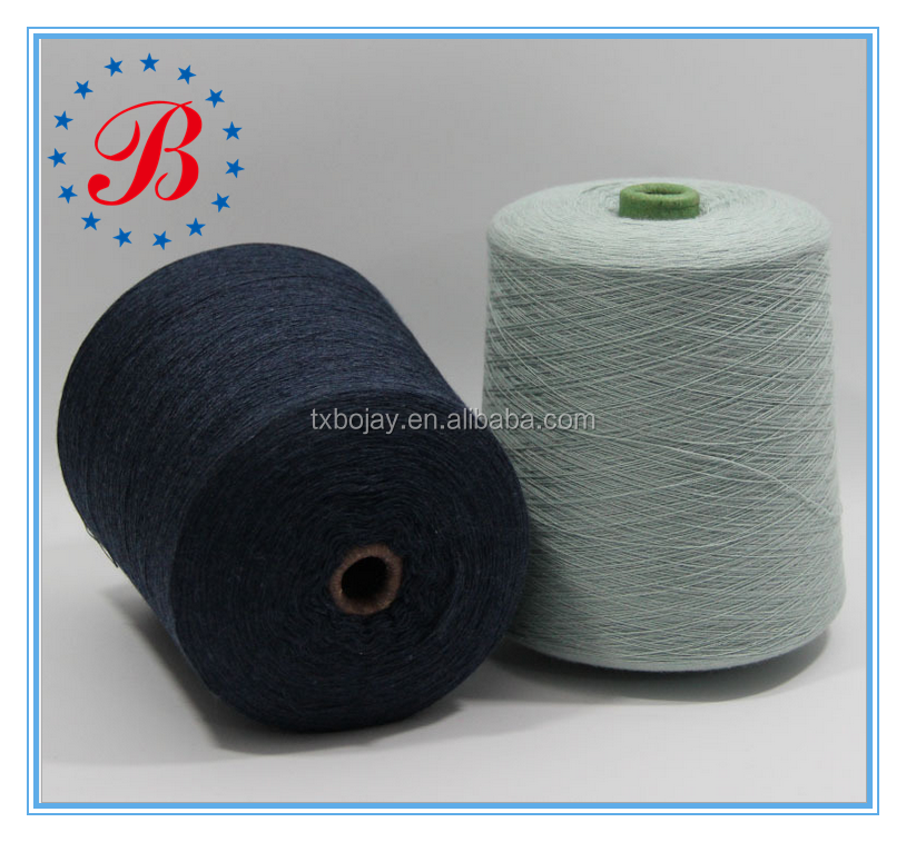10NM 50% Angora 30% Merino Wool 20% Nylon Blended Yarn