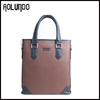fashion official men brown Bag Leather Wholesale