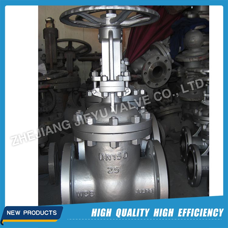 Professional customized DN15-DN1200 manual opeated excellent quality carbon steel gate valve