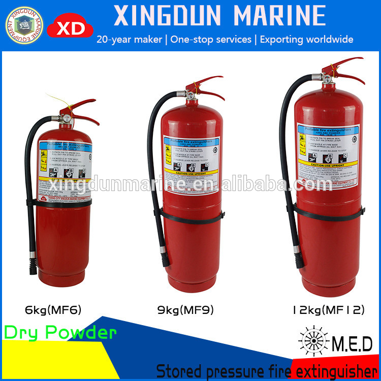 Brand new fire extinguisher abc with Long Service Life
