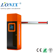 Best Performance Automated Car Parking Barrier with Barrier Gate Pole