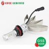 High power car motorcycle G5S 4000lm 9004 led headlights