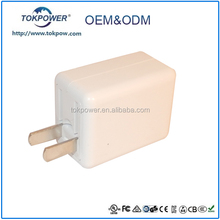 10W 2.1A USB Power Adapter Travel Charger US Plug For iPhone/iPod/iPad/Samsung with Retail box