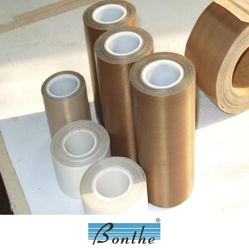 2016 Bonthe Cheap PTFE Teflon coated fiberglass fabric Nitto Denko adhesive tapes