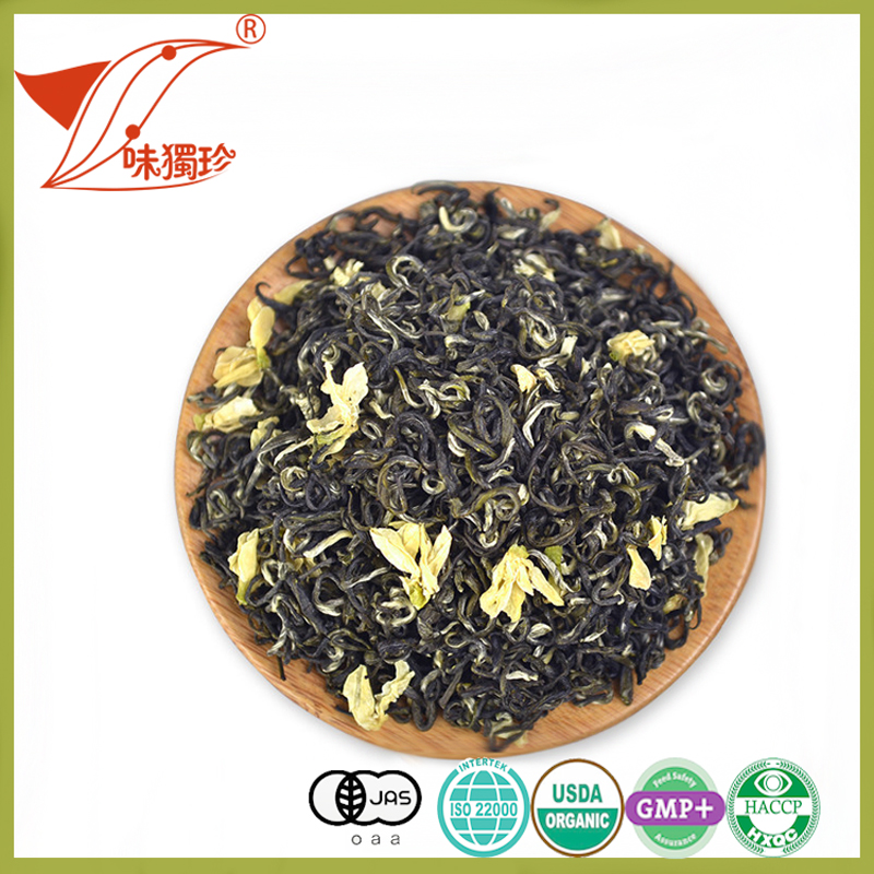 Organic Dropshipping Dried Leaves Bulk Jasmine Tea