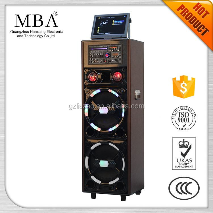 High quality wholesales mini super bass speaker box box line array system