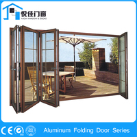 Good quality Colorful glass pantry door
