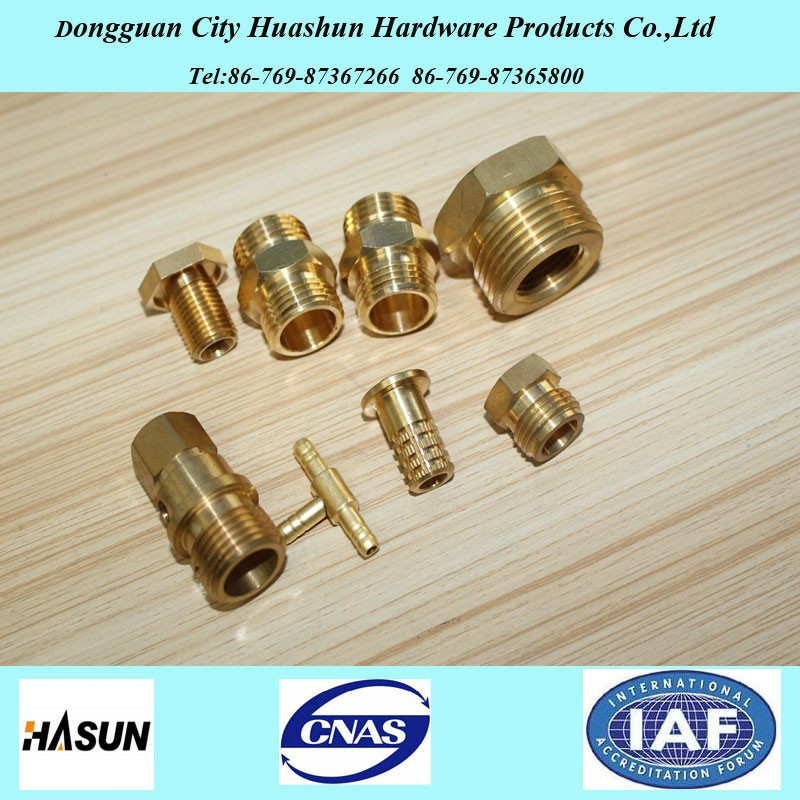 Alibaba express most popular brass pneumatic fitting , auto parts
