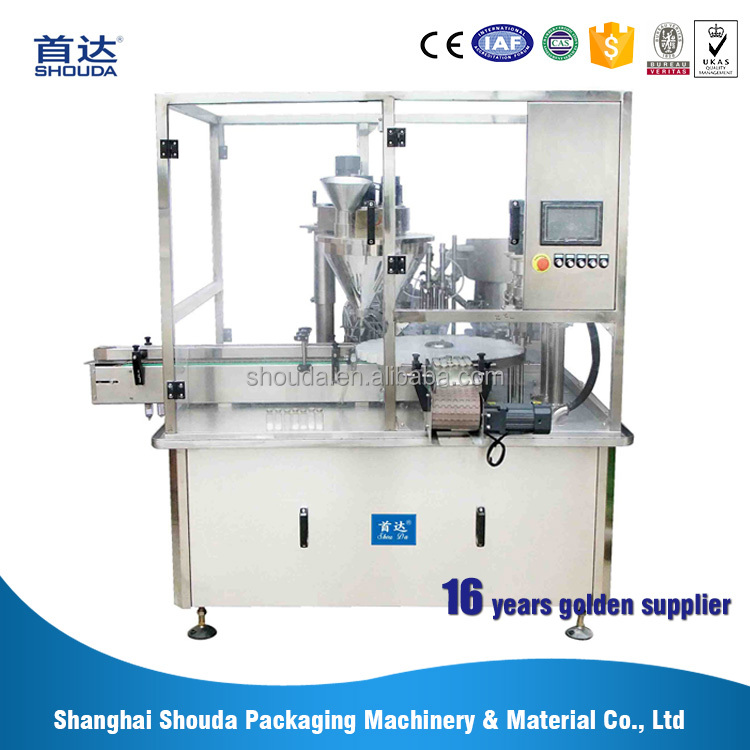 List Manufacturers of Food Colorant Filling Machine, Buy Food ...