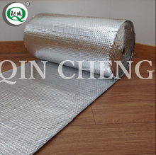heat insulation material Flexible Embossed aluminum foil backed polyurethane foam Insulation