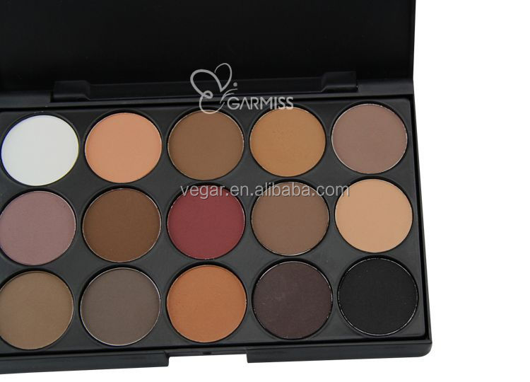 15 colors palette shimmer eyeshadow professional eyeshadow powder 15colors Eyeshadow Palette