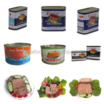 Tang Brand Canned Food Pork Luncheon Meat