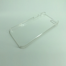 New PC transparent shinny China plain phone cases for iPhone5/5C/5S/5