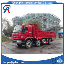 Brand new tipper trucks made in china with high quality