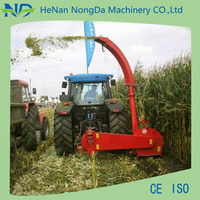 Multifunctional 1-1.5 t/h hay cutter