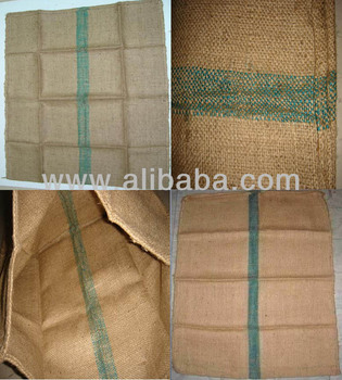 Light Cees Jute Sack, Gunny Sack, Rice Sack