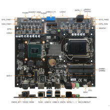 B85 chipset LGA 1150 Socket motherboard support windows7/windows8/windows10/linux systems for gaming PC