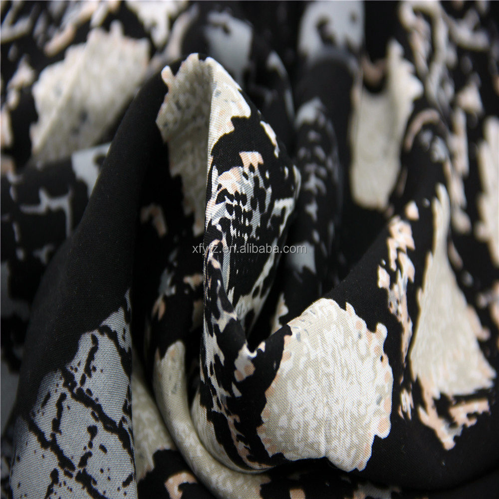 viscose fabric composition