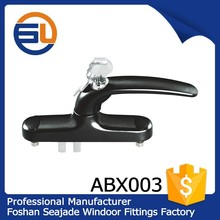 Decorative Buliding Materials, Interior Door Handles and Knobs with Key ABX003
