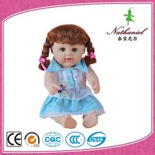 Cheap Easy-Cleaned Small Plastic Baby Dolls