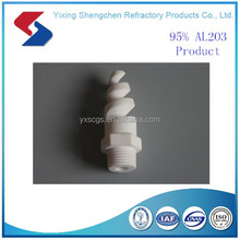 Insulated alumina Ceramics screw