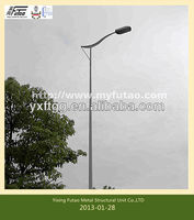 New model solar energy road lighting pole