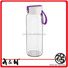 X&W 360ml italian vacuum glass sport water bottle