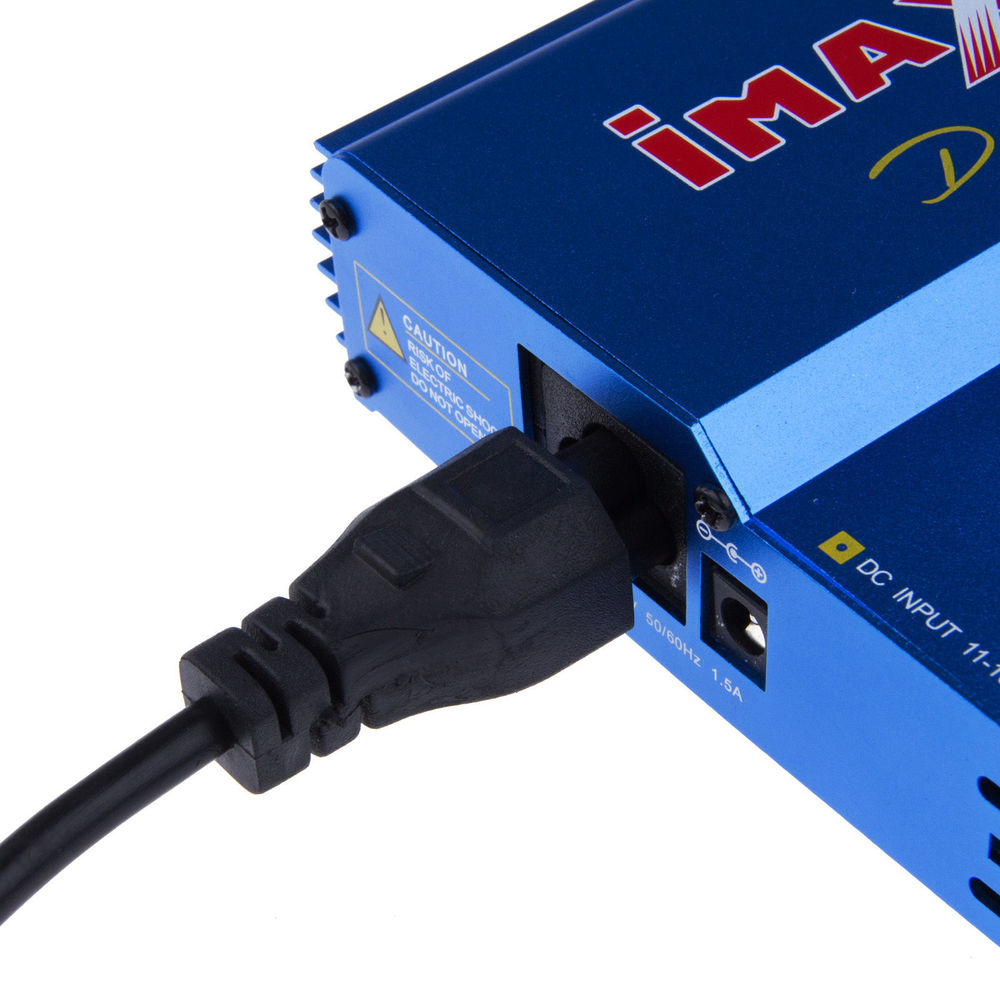 Imax B6ac For Rc Lipo Battery Balance Charger Discharger