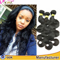 3 Bundle body wave 10a human hair weave new style grade 10a virgin brazilian body wave hair