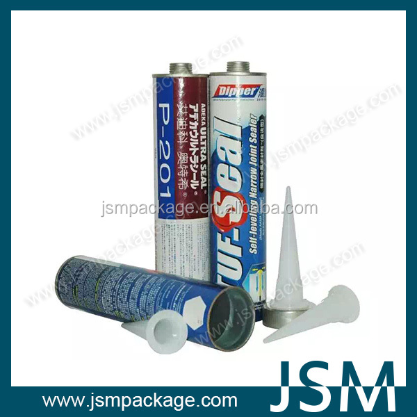 JSM round industrial paper tube for silicone sealant