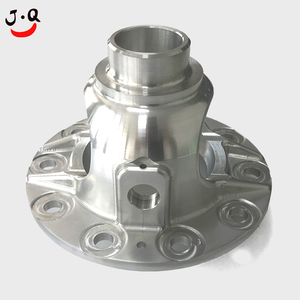 Aluminium Titanium Billet Turbo Compressor Wheel for Marine Turbocharger